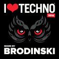 Brodinski – I Love Techno 2014