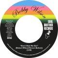Bobby Wilson – Don't Shut Me Out/Deeper & Deeper