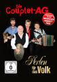 Die Couplet-AG – Perlen Für Das Volk (DVD)