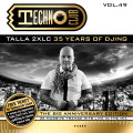 Various – Techno Club Vol.49 – Talla 2XLC/35 Years Of DJing
