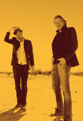 Chris And Thomas
