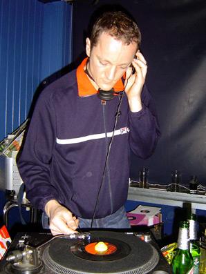 DJ Jazzman Gerald