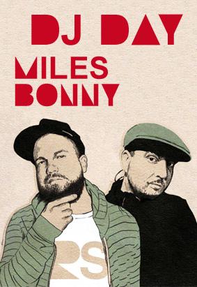 DJ Day vs. Miles Bonny