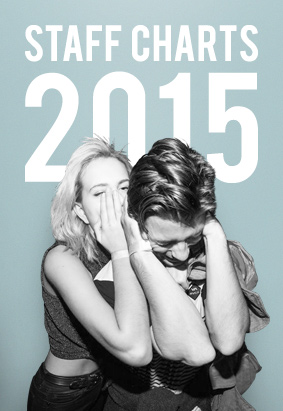 Mitarbeiter-Charts 2015
