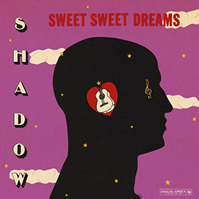 Analog Africa present a re-release of Shadow's far-out Caribbean disco album Sweet Sweet Dreams