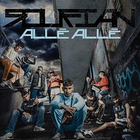 "Auf Haftbefehls neuem Label Generation Azzlack erscheint das Mixtape-Album ""Allé Allé"" von Straßenrapper Soufian"
