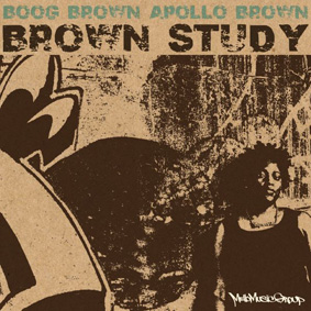Boog Brown and Apollo Brown are Brown Study …