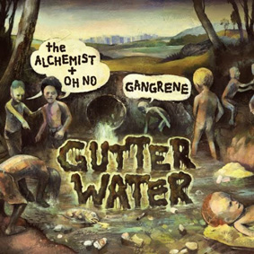 The Alchemist and Oh No join forces to become Gangrene …