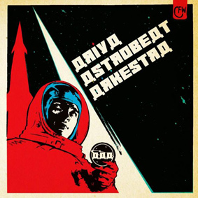 Ariya Astrobeat Arkestra – from Lagos to Leeds with love …