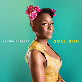Record Kicks präsentiert das Albumdebüt der kanadischen R&B/Soul-Sängerin Tanika Charles