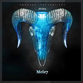 Das erste offizielle Studioalbum von KMN Gang-Member Zuna