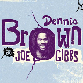 Deluxe four CD set assembling the complete works recorded by Dennis Brown for Joe Gibbs …