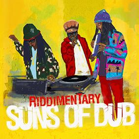 "Auf Greensleeves Records erscheint der Soundsystem-Mix ""Riddimentary – Suns Of Dub Selects Greensleeves"" der Suns Of Dub"