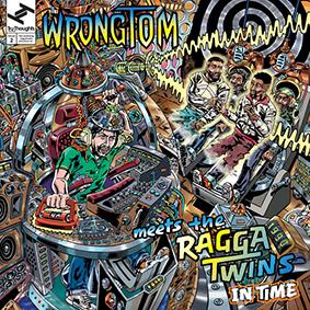 """Wrongtom und The Ragga Twins veröffentlichen ihr gemeinsames Album """"In Time"""" auf Tru Thoughts"""