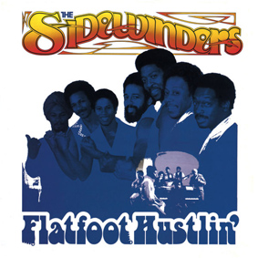 Sharp reissue of super rare funk by The Sidewinders …