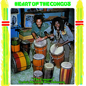 "Auf 17 North Parade erscheint die ultimative Edition des The Congos Roots-Reggae-Klassikers ""Heart Of The Congos"""