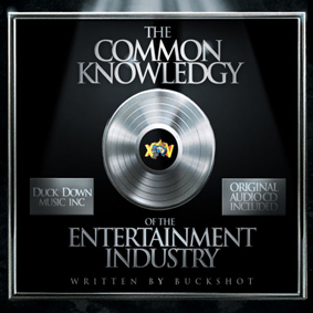 Buckshot presents educational book and audio CD about the entertainment industry …
