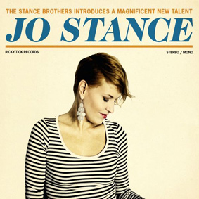 Jo Stance is a new project by Johanna Försti and Teppo Mäkynen …