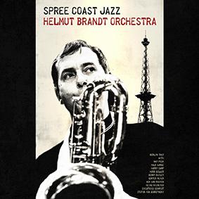 Großartiger Modern Jazz aus dem Nachlass des Komponisten, Arrangeurs und Baritonsaxophonisten Helmut Brandt