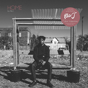"Illa J takes us on a trip to his hometown Detroit with his third solo album ""Home"""
