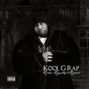 """Kool G Rap is now set to release his fifth solo album """"Riches, Royalty, Respect"""" …"""