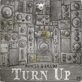 """Unter dem Titel """"Turn Up"""" veröffentlicht Bunji Garlin das heißeste Soca-Album des Jahres"""
