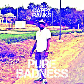 "English dancehall musician Gappy Ranks to release his seventh album ""Pure Badness"""
