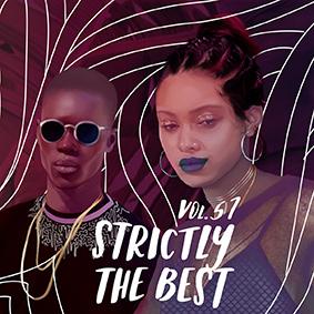 """Auf VP Records erscheint die neue Ausgabe von """"Strictly The Best (Dancehall Edition)"""""""