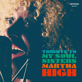 Martha High teams up with mighty Japanese Osaka Monaural to pay homage to JB's Funky Divas