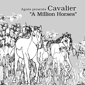 Swiss producer Agnès presents the first longplay release of his house music project Cavalier …