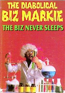 The BIZ never sleeps: the original WEEKEND WARRIOR is back in full effect…