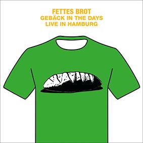 """Fettes Brot blicken zurück und veröffentlichen das grandiose Live-Album """"Gebäck In The Days – Live In Hamburg"""""""