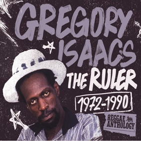 """The """"Reggae Anthology"""" series has the honour to celebrate Gregory Isaacs …"""