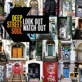 Second album of gritty funk and stomping soul by Deep Street Soul …