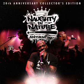 20th anniversary album by Grammy award winning hip-hop group Naughty By Nature …