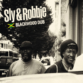 "Sly & Robbie present their new dub album ""Blackwood Dub"" …"