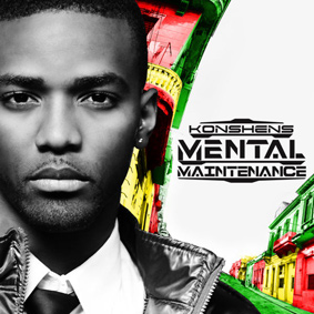 Konshens is the new face of reggae / dancehall music …