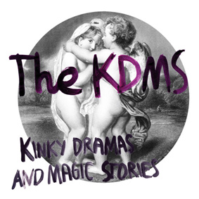 """Kinky Dramas And Magic Stories"" is the long-awaited debut album from The KDMS"