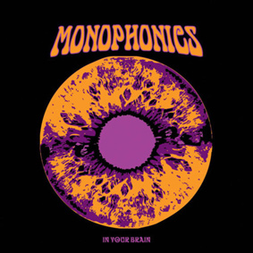 The new record from SF based band Monophonics sits on the fuzzy psych side of soul and funk