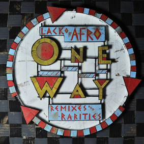 Lack Of Afro brings forth his solid body of remix work from his highly prolific career to date