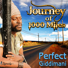 The new studio album for 2012 by Perfect Giddimani