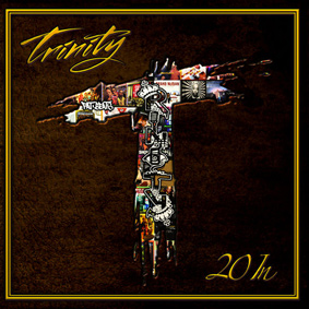 "The Trinity project (Sadat X, AG & DJ Jab) presents ""20 In"""