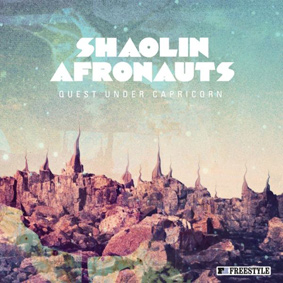 "The Shaolin Afronauts continue their musical journey with the new album ""Quest Under Capricorn"""