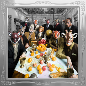 Brand new album by Brooklyn based Afrobeat band Antibalas