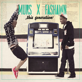 "Murs & Fashawn have announced their collaborative album ""This Generation"""