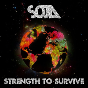 "European release of SOJA's fourth studio album ""Strength To Survive"""
