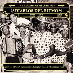 Analog Africa presents an anthology of the immense sound of 1970s Colombia