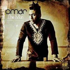 Brand new album by UK soul vet Omar