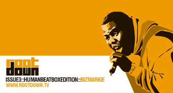 The art of beatboxing on rootdown.tv feat. Biz Markie, Doug E.Fresh, Scratch and others….