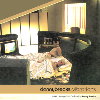 """Danny Breaks is cold chillin with his first real (!) album """"Vibrations"""" on Droppin Science…"""